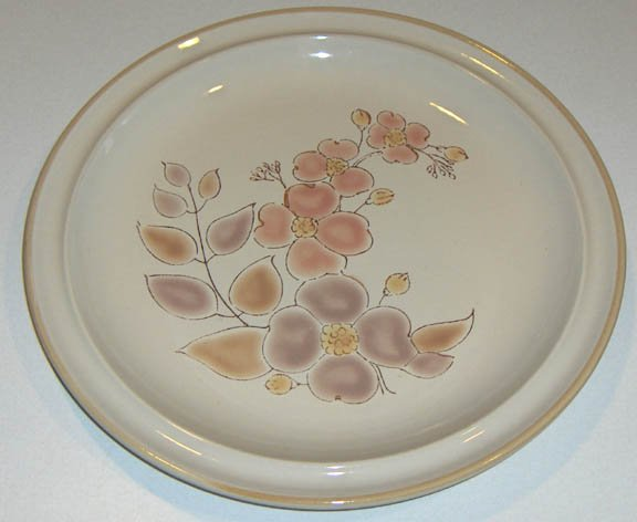 "International China Tampa 12"" Chop Plate (Round Platter)"