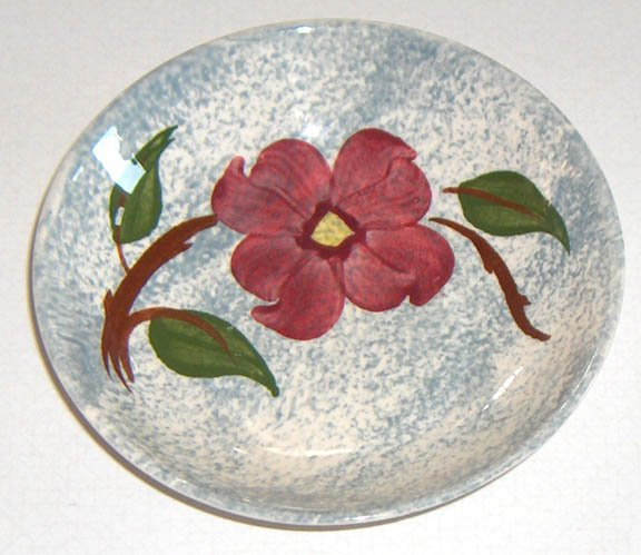Blue Ridge Mayflower Blue Berry Bowl