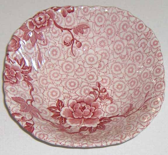 Lotus Johnson Brothers Cereal Bowl
