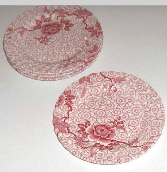 Lotus Johnson Brothers Bread Plate - Set of 4