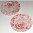 Lotus Johnson Brothers Bread Plate - Set of 4