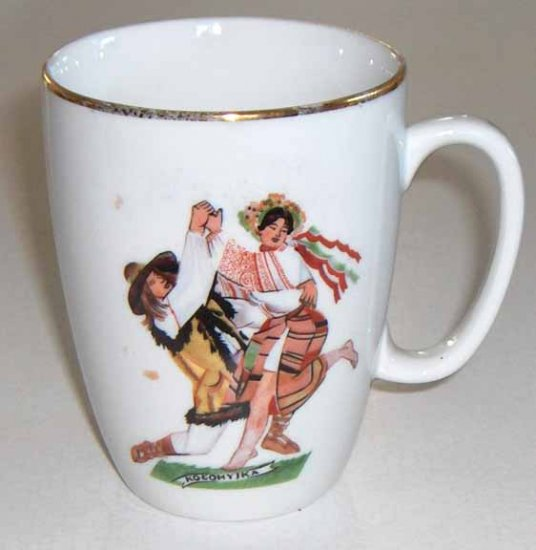 Favolina Kotomyjka Coffee Mug Made in Poland