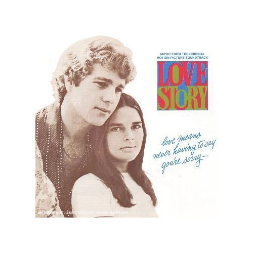 Love Story Original Soundtrack Paramount