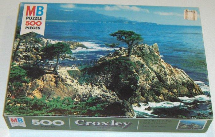 1978 Milton Bradley 500 Piece Puzzle - Croxley Series 4611, Picture #16 Carmel, Ca