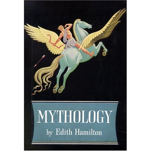 Mythology (Hardcover) by Edith Hamilton