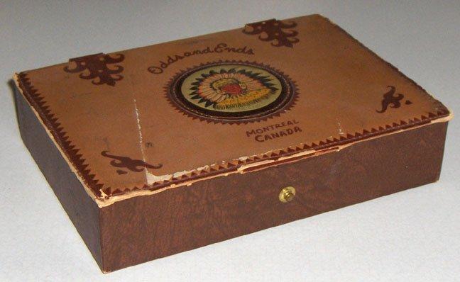 Vintage Souvenir Box - Montreal Canada
