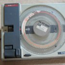 Vintage Kroy 80 Lettering Machine w/ 8 Font Discs