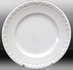 England Wedgwood Hedge Rose Dessert Plate