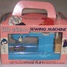 MIB Vintage Little Princess Sewing Machine by Frankonia circa 1960s