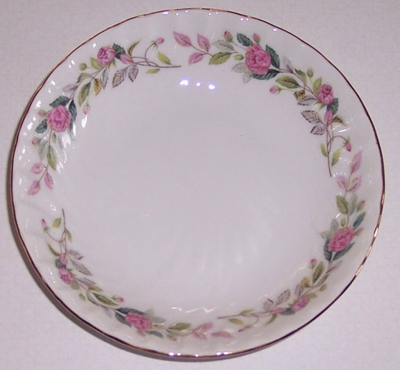 RegencyRoseDessertBowl byCreativeFineChina MIJ - Set of 4