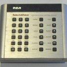 Vintage RCA SelectaVision Random Access Control Center Remote Transmitter for CEDs
