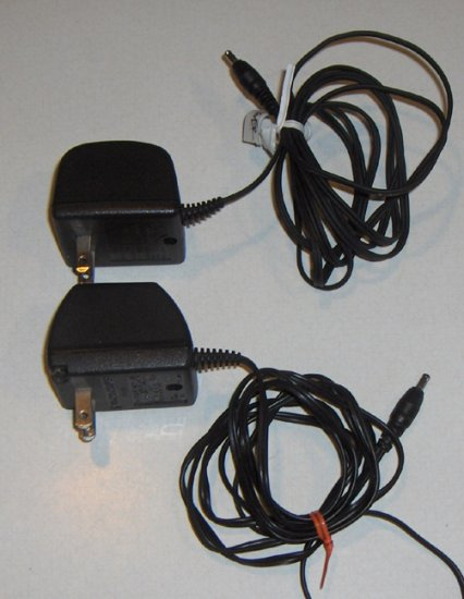 OEM Nokia ACP-7U Cellular Phone Standard Travel Charger for Nokia Cell Phones - Set of 2