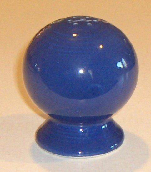 HLC Fiestaware Cobalt Blue Salt Shaker