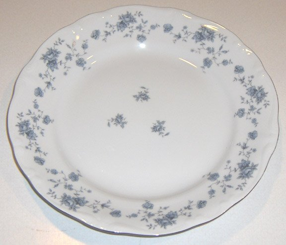 Johann Haviland Blue Garland Dinner Plate - Thailand Traditions