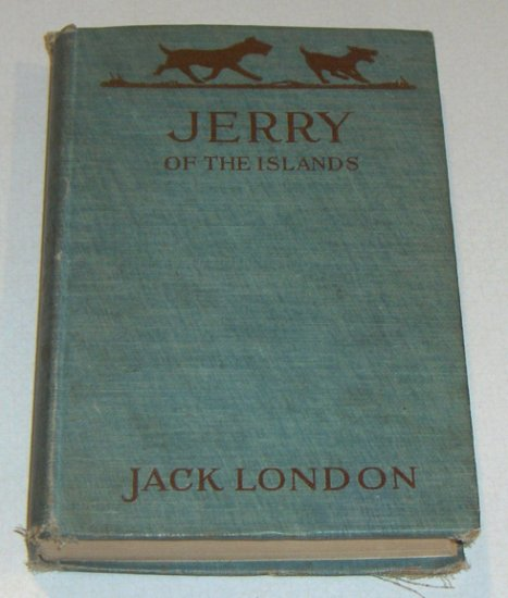 Jerry of the Islands by Jack London - May 1917