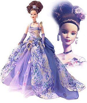 Artist Series Reflections of Light Barbie - Renoir 1999 NRFB
