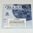 Vintage Software - 1999 Grolier Multimedia Encyclopedia