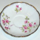 Royal Albert Crown China Rose Saucer