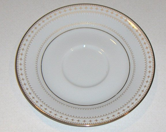 Vintage Noritake Barrington Saucers (no cups) - Set of  3