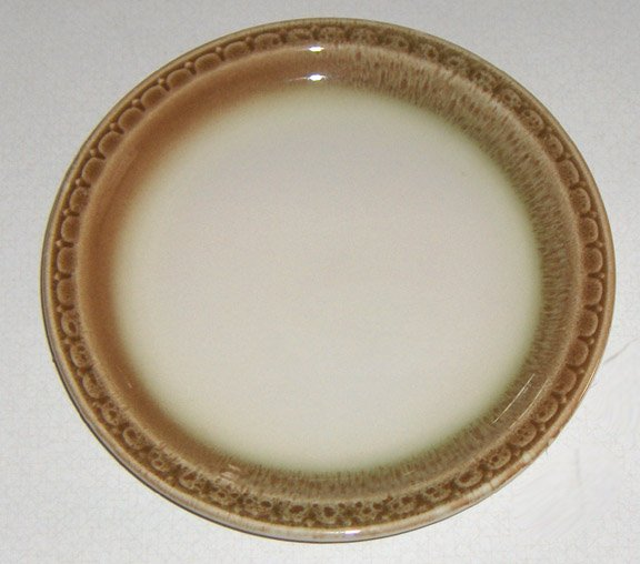 Vintage Syracuse China Cinnamon Salad Plate - 7 1/4""