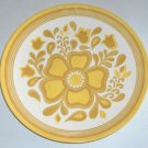 Vintage Royal China Ironstone Damsel Dinner Plate 2