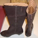 Brand New Sofft 1404100 Ceville Red Oak Boots - Size 6M NIB