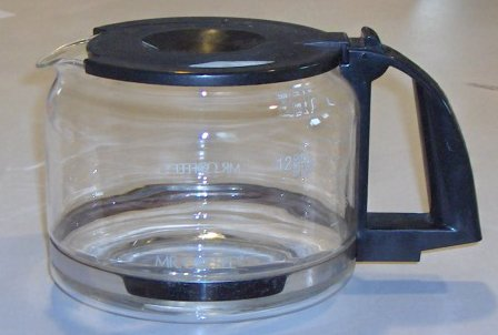 Mr. Coffee Carafe 12-Cup Commercial Auto Drip Coffee Maker - Used, Black