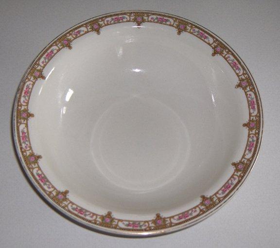 Vintage Grindley China Normandie Round Serving Bowl