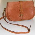 Authentic Dooney & Bourke Over & Under Full Flap Shoulder Bag Purse
