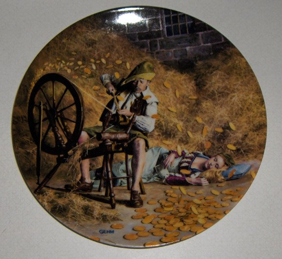 Vintage Rumpelstilzchen 1981 � Issued by Konigszelt Bavaria