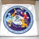 1996 Walt Disney World 25 Commemorative Plate - A Magic Time in a Magic Place