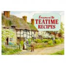 FAVOURITE TEATIME RECIPES by Carole Gregory ISBN: 0906198240