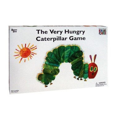 The Very Hungry Caterpillar Game by University Games