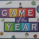 Vintage 1997 Game of the Year Board Game by University Games