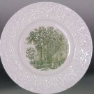 Vintage Wedgwood Gurley Hall Russell Sage College Plate 25th Anniversary
