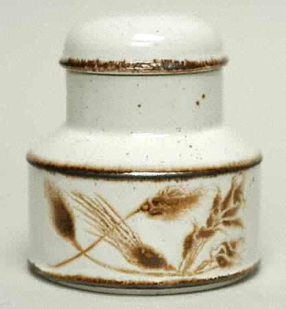 Vintage Midwinter Stonehenge Wild Oats Sugar Bowl