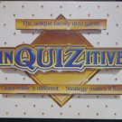 Vintage 1984 Alpha Games International InQUIZitive Board Game