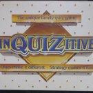 Vintage 1984 Alpha Games International InQUIZitive Board Game