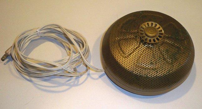 Vintage Vulcan Autosonic PVR Mark-I Smoke Detector