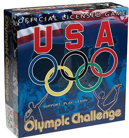 Altius Games Olympic Challenge: The Boardgame 2007 MIB