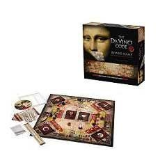 The Da Vinci Code Board Game: The Quest for the Truth 2006