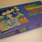 Vintage 1992 Commander Marks Fantastic Galactic Imagination Explorer 3-D Drawing Board Game