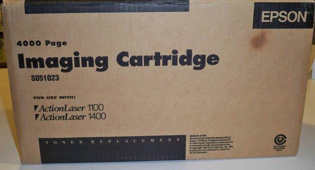 OEM Epson SO51023 Laser Toner Cartridge for Epson ActionLaser - NIB