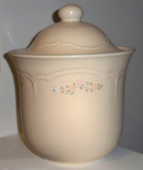 Pfaltzgraff Remembrance Canister with Lid