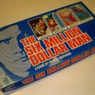 Vintage Parker Brothers 1975 Six Million Dollar Man Board Game