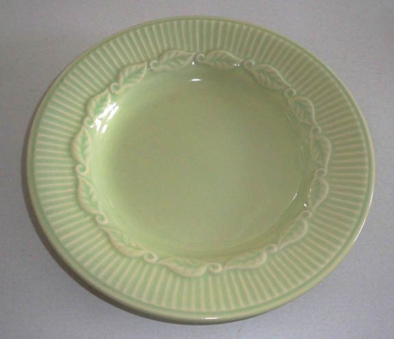 Laura Ashley Mayfair Green Salad Plate - Set of 4