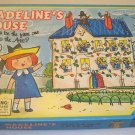 Vintage Ravensburger 1995 Madeline's House Board Game