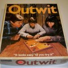 Vintage 1978 Parker Brothers Outwit Game