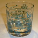 Vintage Passport Scotch On the Rocks 8 oz. Glass Tumbler