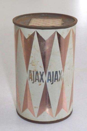 Vintage Colgate Palmolive Ajax Cleanser 6 oz. MIP
